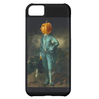 Pumpkin Boy iPhone 5C Case