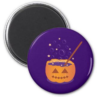 Pumpkin Brew Magnet
