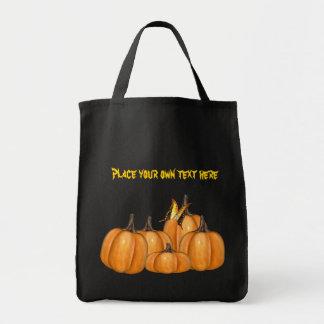 Pumpkin butterfly Bag