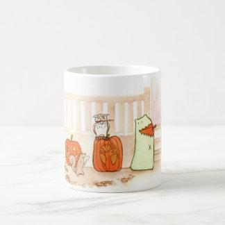 Pumpkin Carving Contest Mug