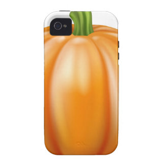 Pumpkin iPhone 4 Cover