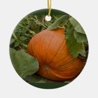 Pumpkin Christmas Ornament