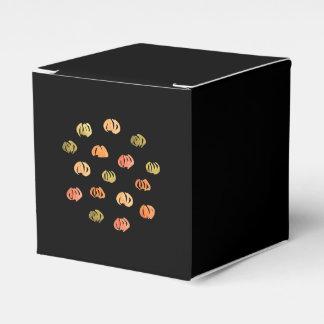 Pumpkin Classic Favor Box