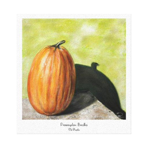 Pumpkin classic still life vegetable oil painting canvas prints