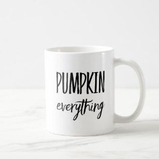 Pumpkin Everything Coffee Mug