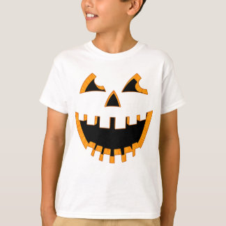 Pumpkin Face FUNNY T-Shirt