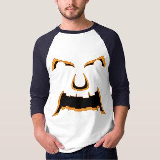 Pumpkin Face GRUMP Tshirt