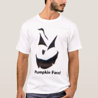 Pumpkin Face! T-Shirt