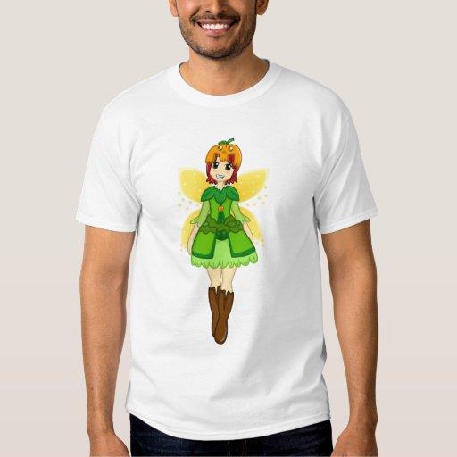 Pumpkin Fairy Harvest T-Shirt