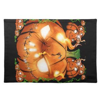 Pumpkin Friends Placemat