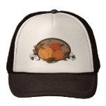 Pumpkin Garden Cap Trucker Hat