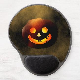 Pumpkin Ghost Gel Mouse Pad