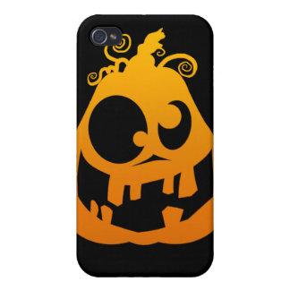 Pumpkin Goofy iPhone 4/4S Covers