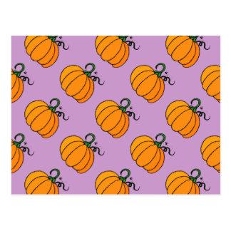 Pumpkin - Gourd, Squash, Halloween, Fall Postcard
