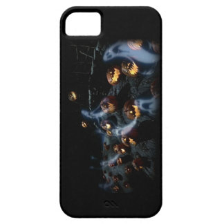 Pumpkin graveyard iPhone 5 covers