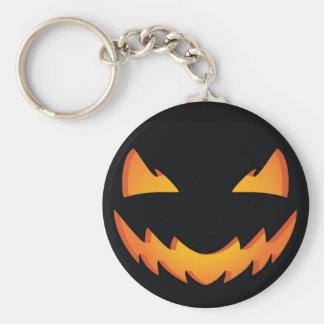 Pumpkin Grin - Keychain