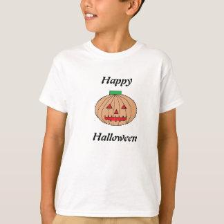 Pumpkin Happy, Halloween T-Shirt