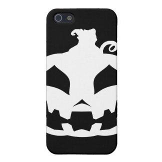 Pumpkin Happy iPhone 5 Cases