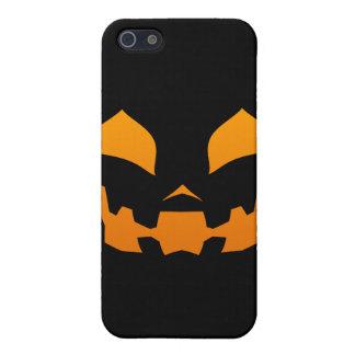 Pumpkin Happy iPhone 5 Cover