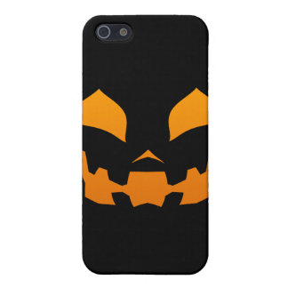 Pumpkin Happy iPhone 5 Covers