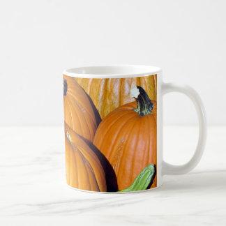 Pumpkin Harvest Coffee Mug