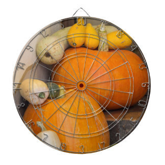 pumpkin in the garden dartboard