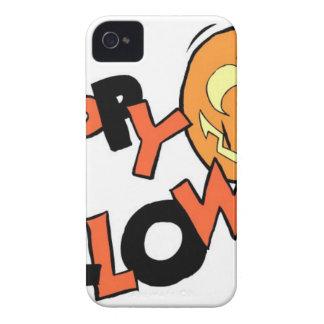 pumpkin iPhone 4 case