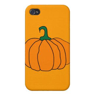 pumpkin iPhone 4 cases