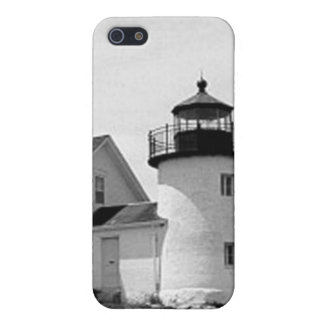 Pumpkin Island Lighthouse Covers For iPhone 5