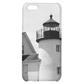Pumpkin Island Lighthouse iPhone 5C Cover