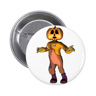 Pumpkin Jack Pin