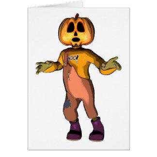 Pumpkin Jack - Blank card