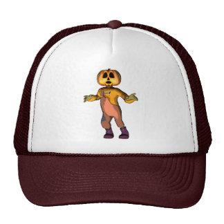 Pumpkin Jack Mesh Hat