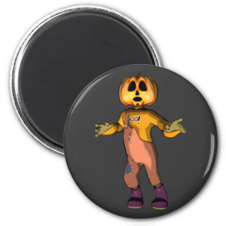 Pumpkin Jack Fridge Magnets