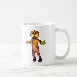 Pumpkin Jack Coffee Mugs