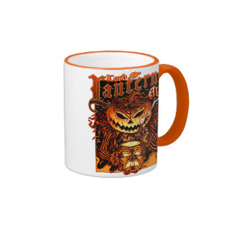 Pumpkin King Lord O Lanterns Ale Ringer Mug
