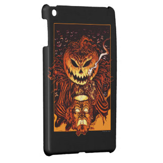 Pumpkin King Lord O Lanterns iPad Mini Cover