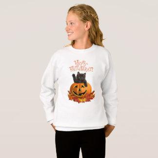 Pumpkin Kitty Sweatshirt