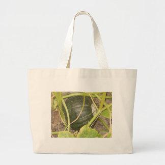 Pumpkin Large Tote Bag
