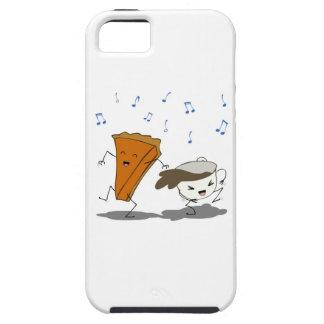 Pumpkin Latte Dance iPhone 5 Cases