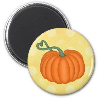 Pumpkin Love Magnet