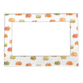Pumpkin Magnetic Frame