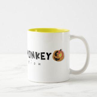 Pumpkin Monkey Mug