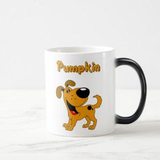 Pumpkin Morphing Mug