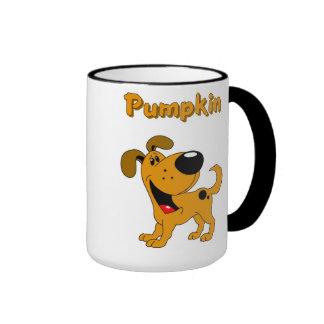 Pumpkin Coffee Mugs