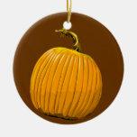Pumpkin ornament