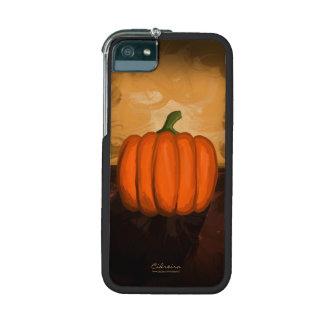 Pumpkin Painting iPhone 5/5S Case