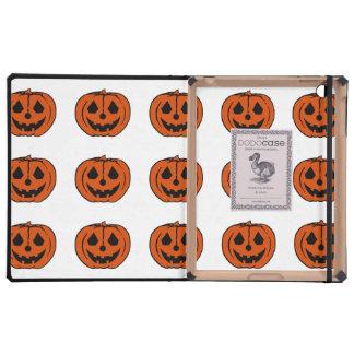 PUMPKIN PAL (Halloween Jack-O-Lantern) ~ iPad Covers