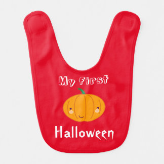 Pumpkin Patch Bib - Dino Pictures