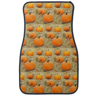 Pumpkin Patch Car Mat